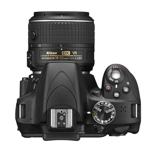 Grundlæggende fotografi. Nikon D3300
