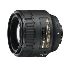 Nikon NIKKOR AF-S 85mm f/1.8G